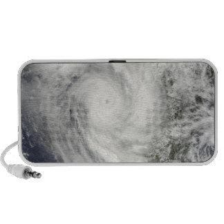 Ciclón tropical Fanele sobre Madagascar PC Altavoces