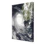 Ciclón tropical Favio de Madagascar Impresión En Lienzo