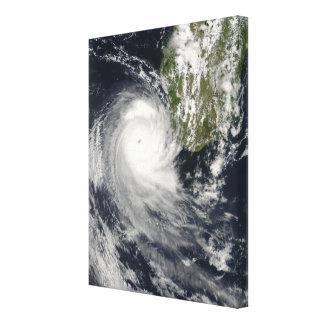 Ciclón tropical Favio de Madagascar Impresion En Lona
