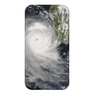 Ciclón tropical Favio de Madagascar iPhone 4 Fundas