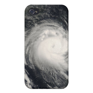 Ciclón tropical Favio que se acerca a Mozambique iPhone 4 Carcasas