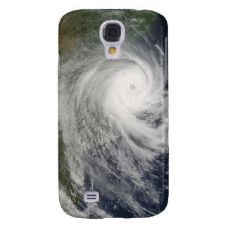 Ciclón tropical Favio sobre Mozambique Funda Para Galaxy S4