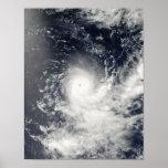 Ciclón tropical Gelane Póster