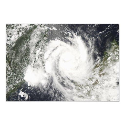 Ciclón tropical Jokwe Cojinete