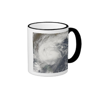 Ciclón tropical Laila Taza De Dos Colores