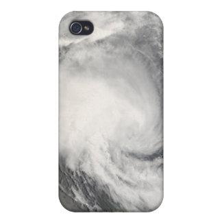 Ciclón tropical Nicholas que se acerca a Australia iPhone 4/4S Fundas
