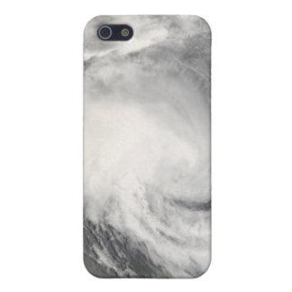 Ciclón tropical Nicholas que se acerca a Australia iPhone 5 Funda
