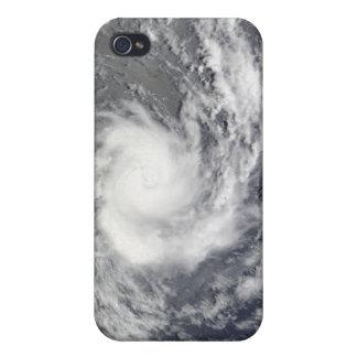 Ciclón tropical Pat iPhone 4/4S Fundas