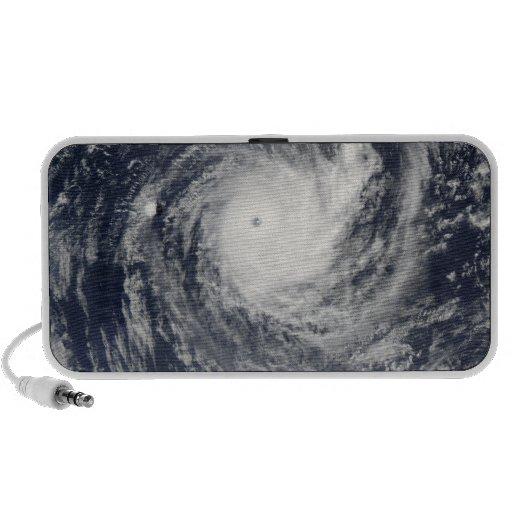 Ciclón tropical Wilma Laptop Altavoz