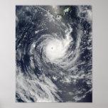Ciclón tropical Wilma Póster