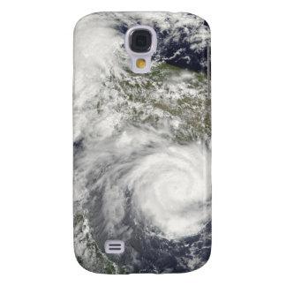 Ciclones tropicales Eric y Fanele 2