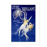 Ciclos Brillant Tarjetas Postales