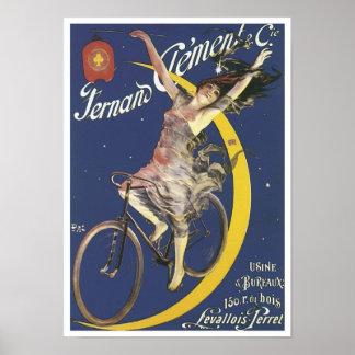 Ciclos clementes de Fernando Poster