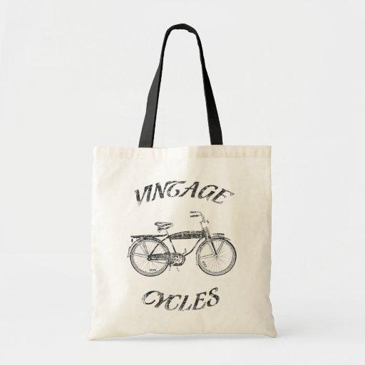 Ciclos del vintage bolsas