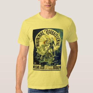 Ciclos del vintage: Roubaisien Camisas