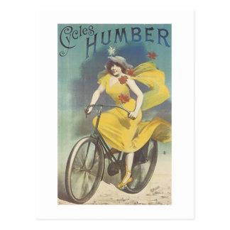 Ciclos Humber Postal