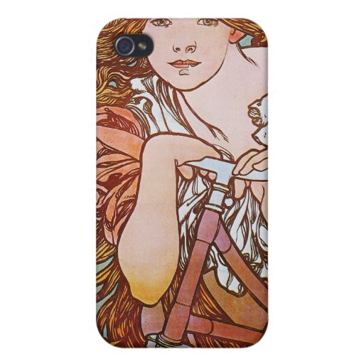 Ciclos Perfecta, Mucha iPhone 4 Funda