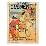 Ciclos pre Santo-Gervais clemente Postales