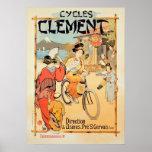 Ciclos pre Santo-Gervais clemente Posters