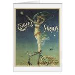 Ciclos Sirius Felicitación