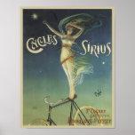Ciclos Sirius Posters