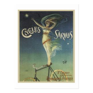 Ciclos Sirius Postales