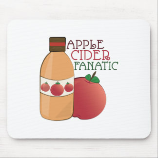 Cider Fanatic Mouse Pad