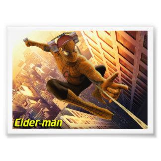 Cider-man Photo Print