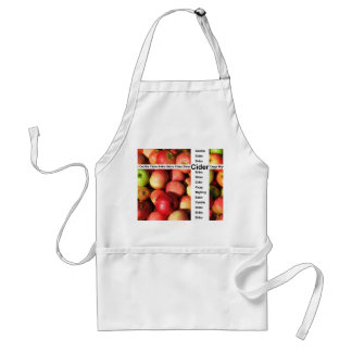 Cider Words Apron