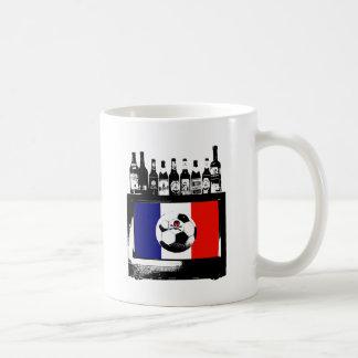 ciel de football coffee mug