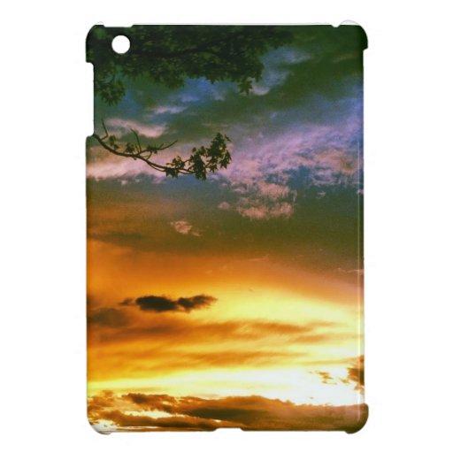 Cielo antes de una tormenta iPad mini cobertura
