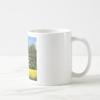 Cielo árboles y flores 18.02.02 mug