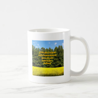 Cielo árboles y flores 18.02.05 coffee mug