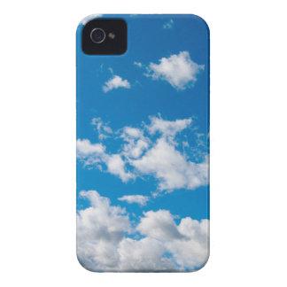 Cielo azul brillante carcasa para iPhone 4 de Case-Mate