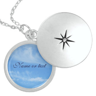 Cielo azul claro joyeria personalizada