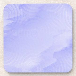 Cielo azul con remolinos espirales posavasos
