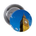 Cielo azul de Big Ben Pin
