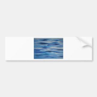 Cielo azul de la colección de las pinturas de pegatina para auto