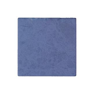 Cielo azul temático, brillante azul Ima capturado Imán De Piedra