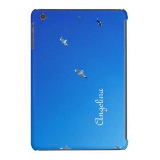 Cielo azul y fotografía de Cornualles de las Fundas De iPad Mini Retina