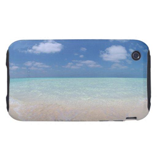 Cielo azul y mar 11 iPhone 3 tough protector