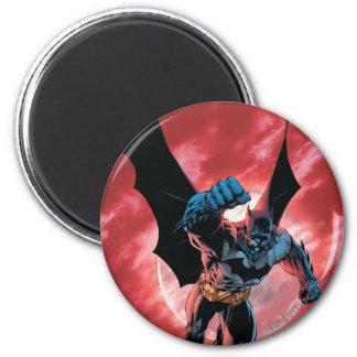 Cielo de Batman Firey Imán Redondo 5 Cm