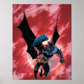 Cielo de Batman Firey Impresiones