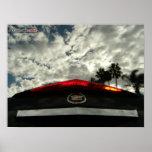 Cielo de Cadillac Posters