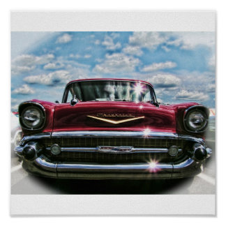 Cielo de Chevy Poster
