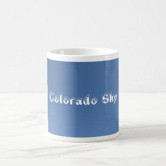 Cielo de Colorado Taza