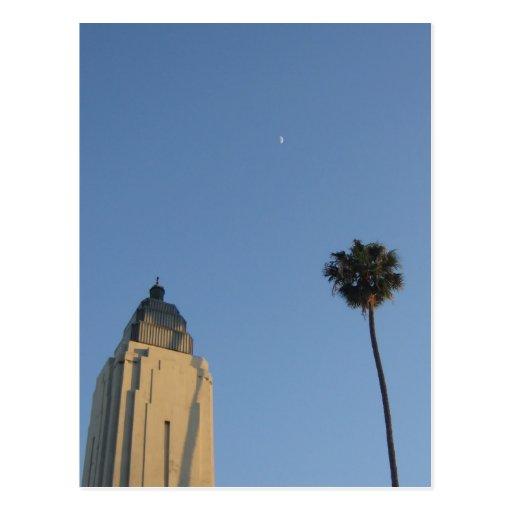 Cielo de Hollywood Postales