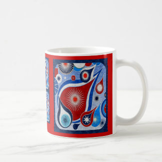 cielo de la lágrima taza de café