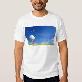 Cielo de la pelota de golf playeras
