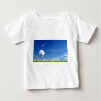 Cielo de la pelota de golf poleras